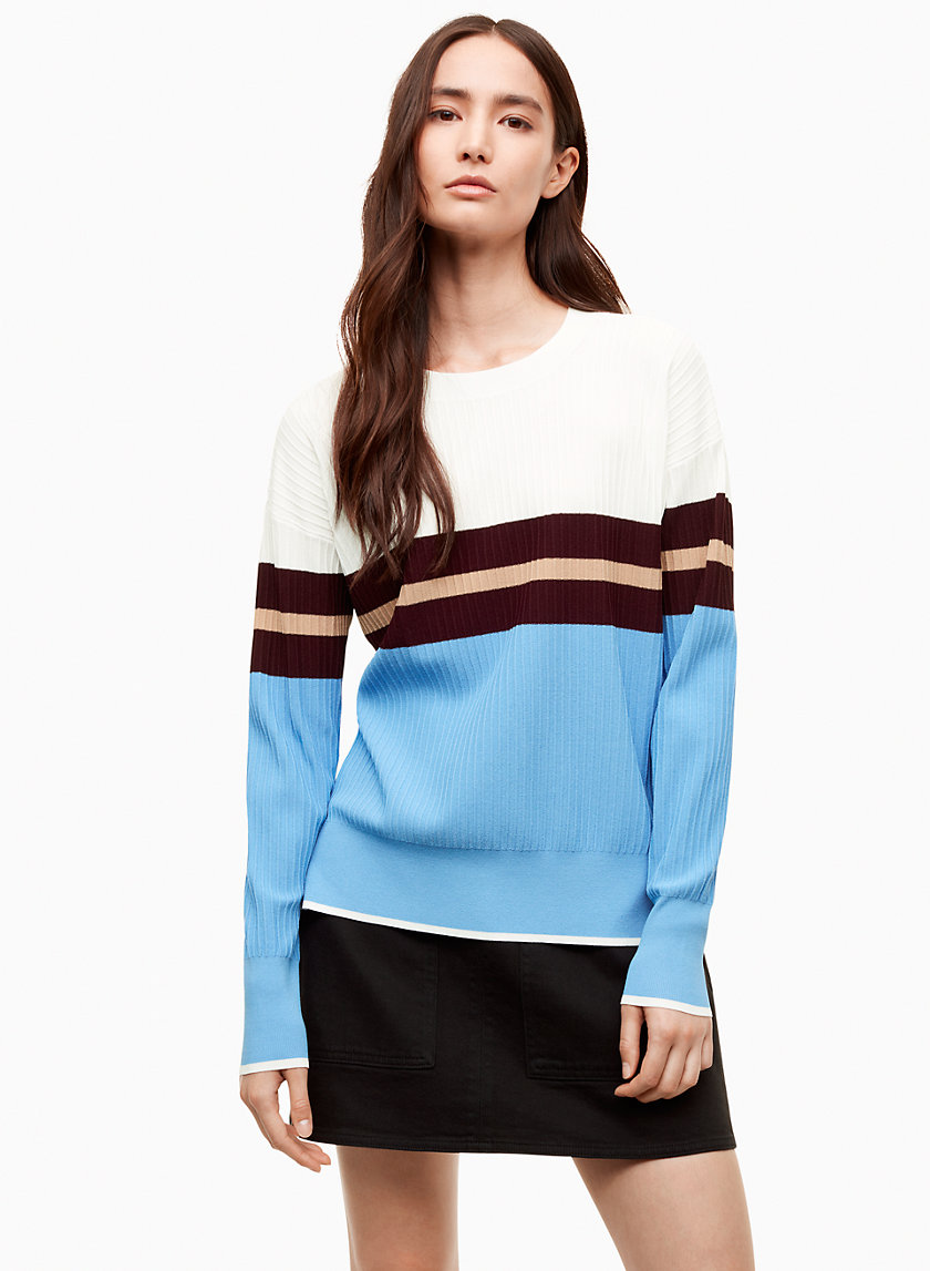 Wilfred Free ISABELLI SWEATER | Aritzia