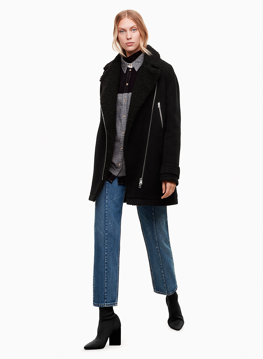 Wilfred Free WATERHOUSE COAT | Aritzia