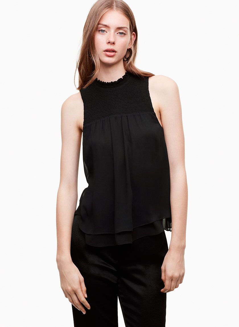 Little Moon FORSYTHIA BLOUSE | Aritzia