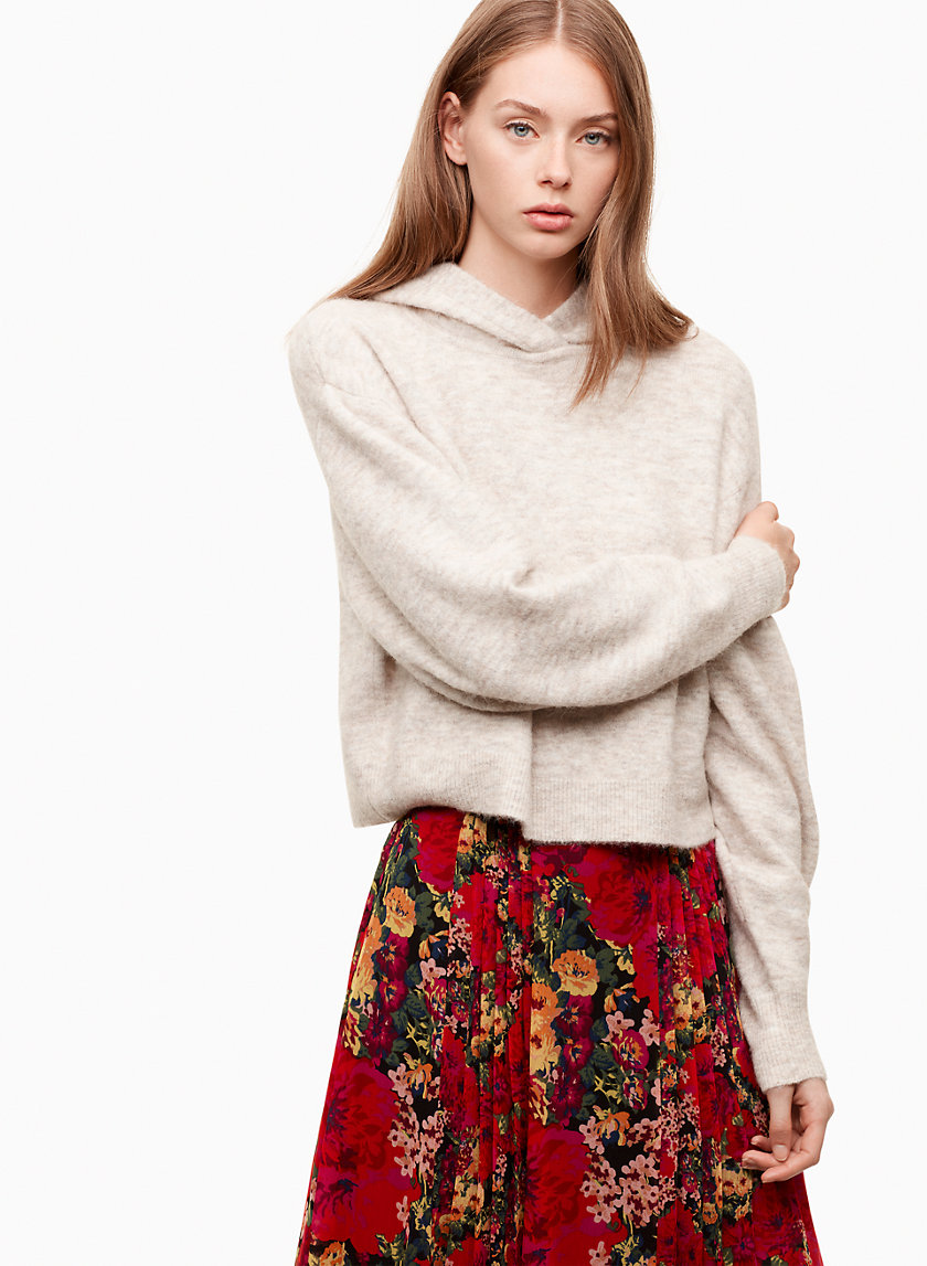 Little Moon GARDINIA SWEATER | Aritzia