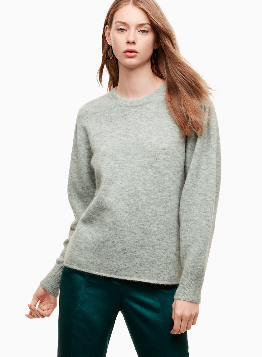 Little Moon CALEANA SWEATER | Aritzia