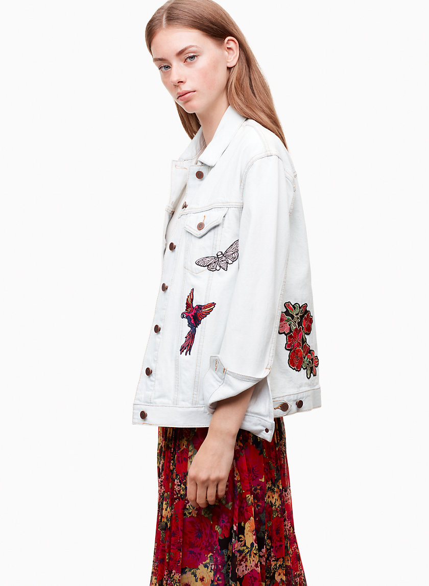 Little Moon DIANTHUS JACKET | Aritzia