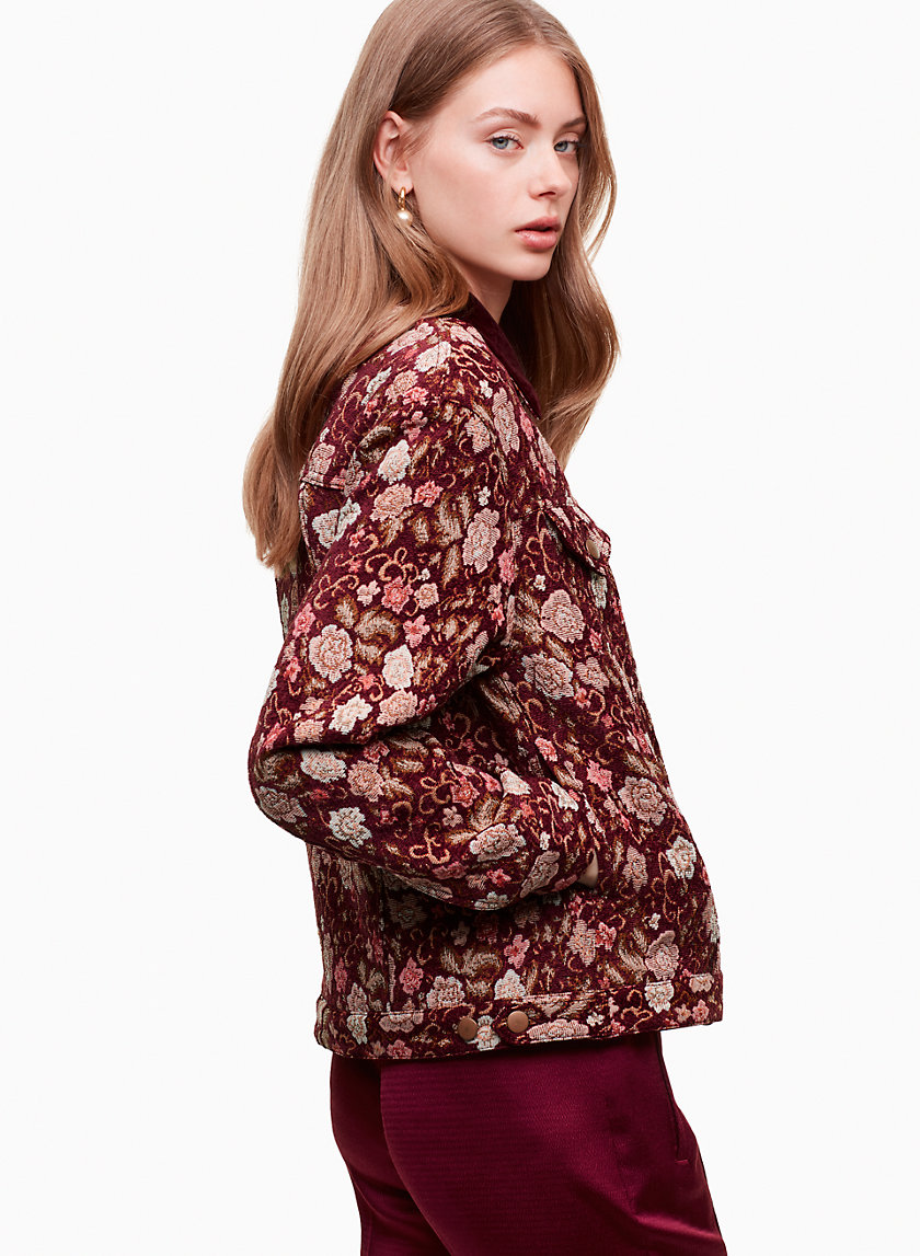 Little Moon GERBERA JACKET | Aritzia