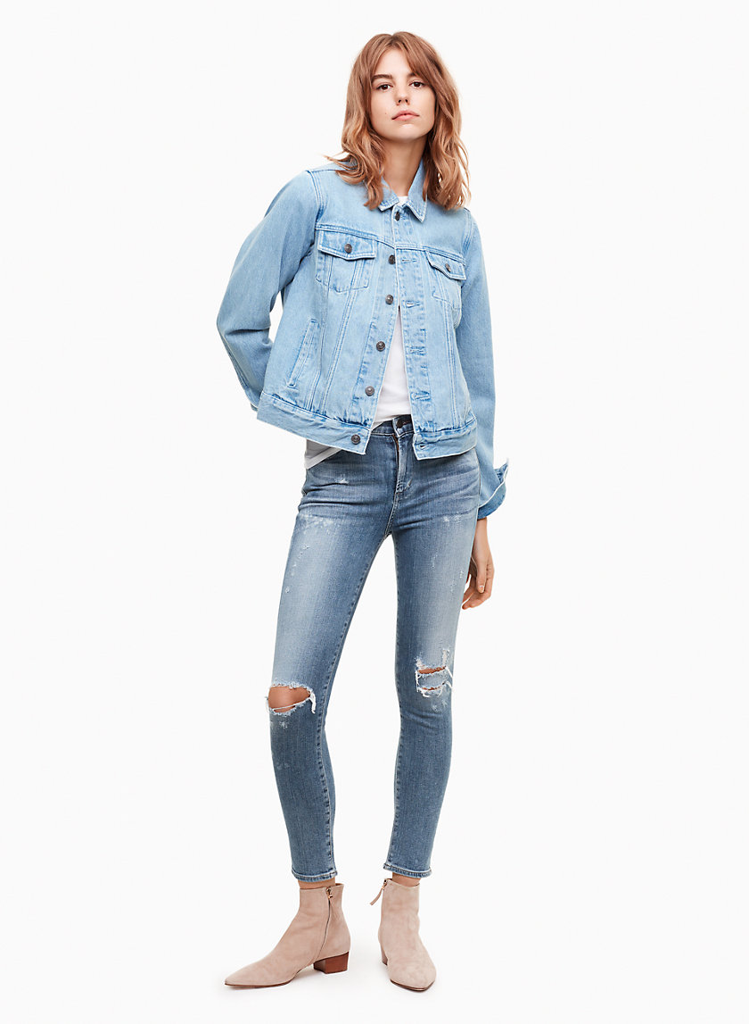 Citizens of Humanity ROCKET CROP FIZZLE | Aritzia