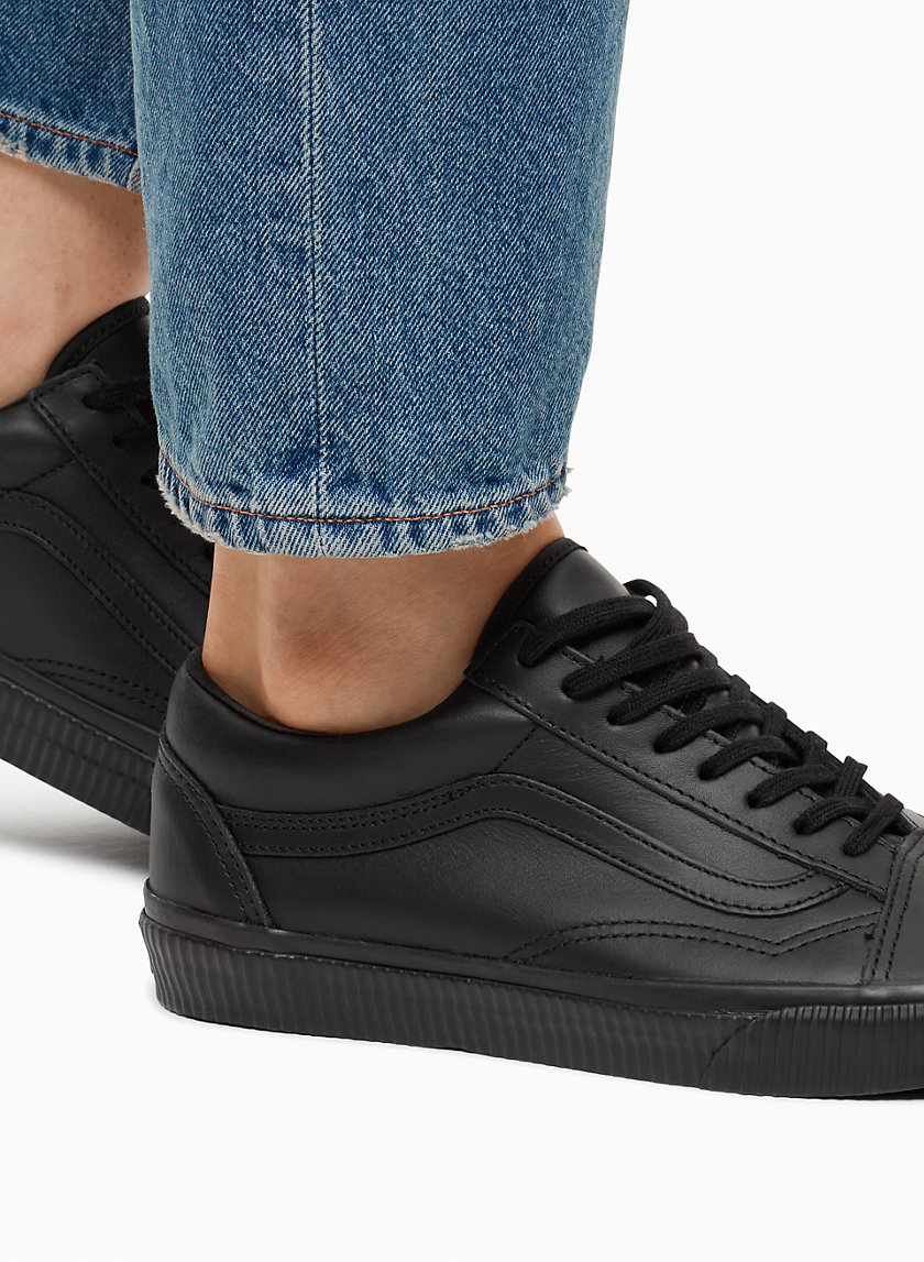Vans OLD SKOOL LEATHER | Aritzia