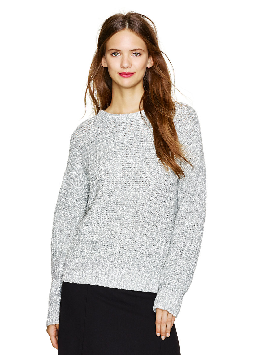 TNA GROUSE SWEATER | Aritzia