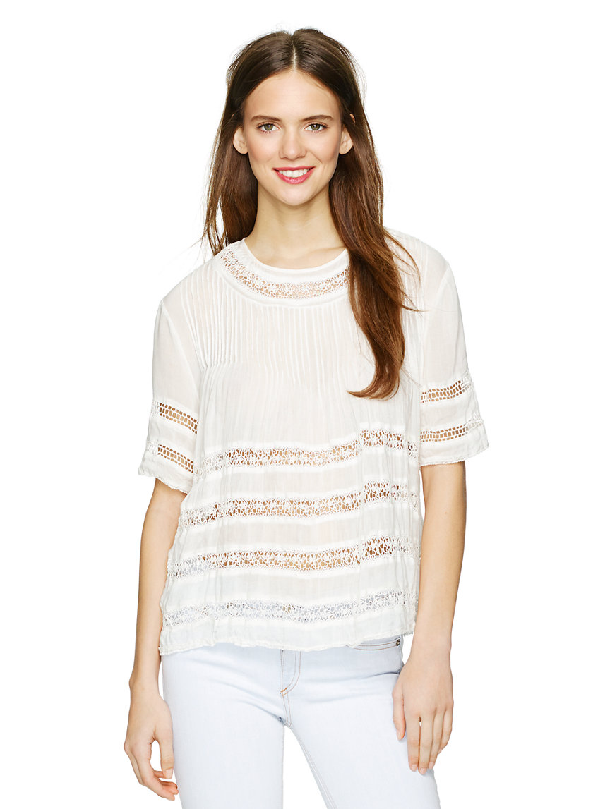 Wilfred BEAUDRY BLOUSE | Aritzia