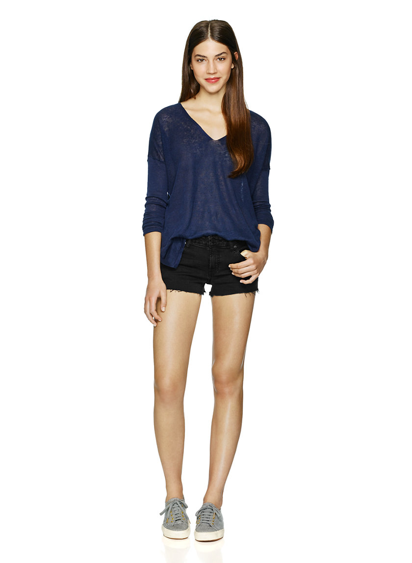 The Castings MID RISE SHORT | Aritzia