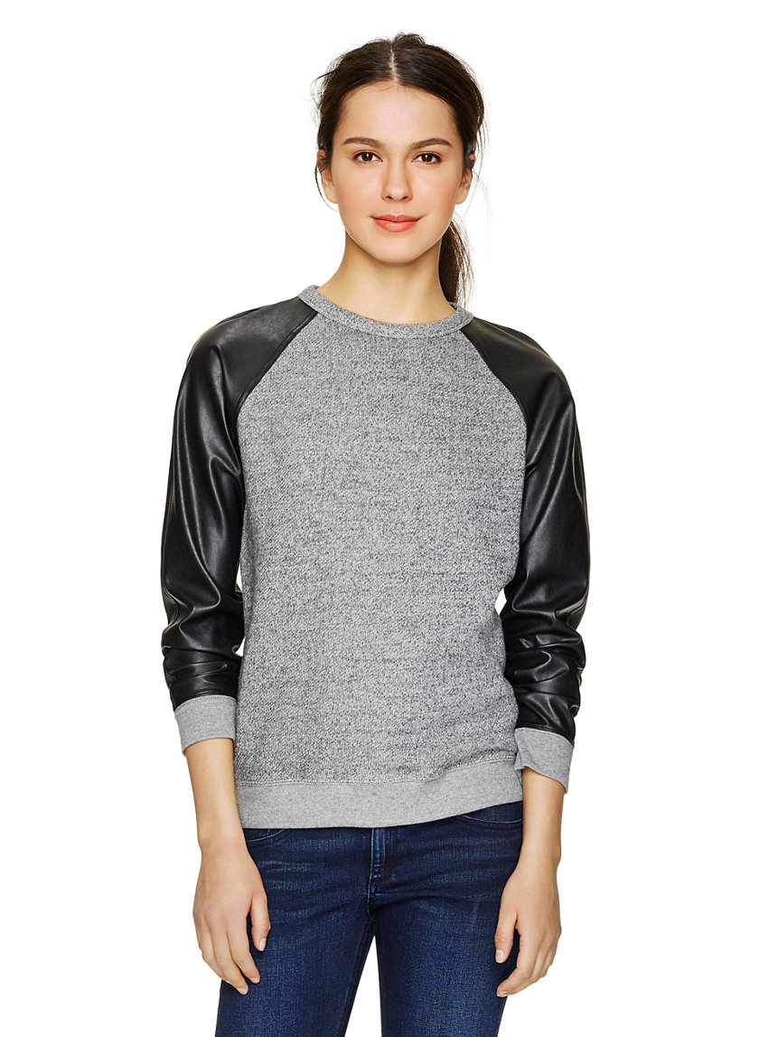 Wilfred Free BARTELS SWEATER | Aritzia