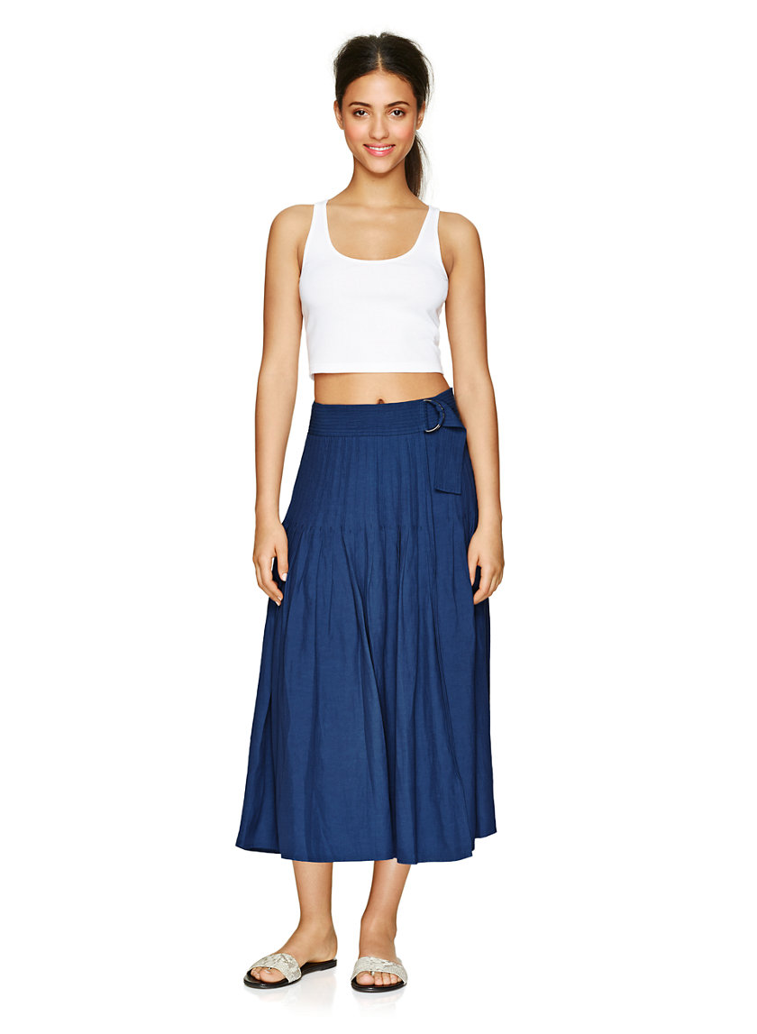 Le Fou by Wilfred PICCOLO SKIRT | Aritzia