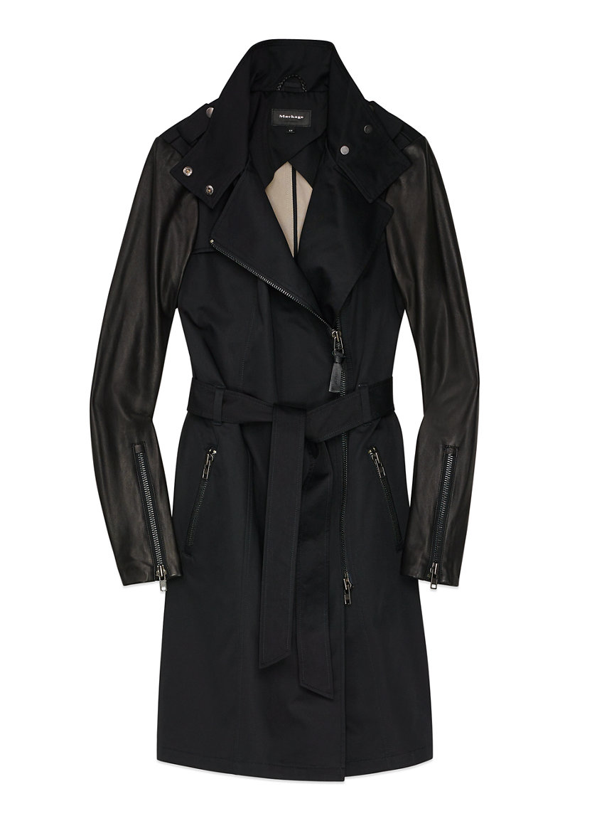 Mackage AVRA TRENCH COAT | Aritzia