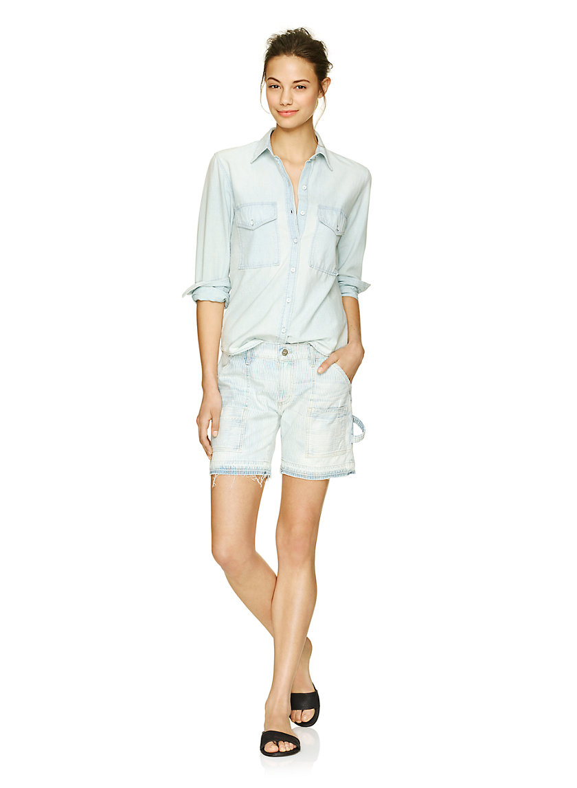 Citizens of Humanity LEAH SHORT SUNFADE | Aritzia