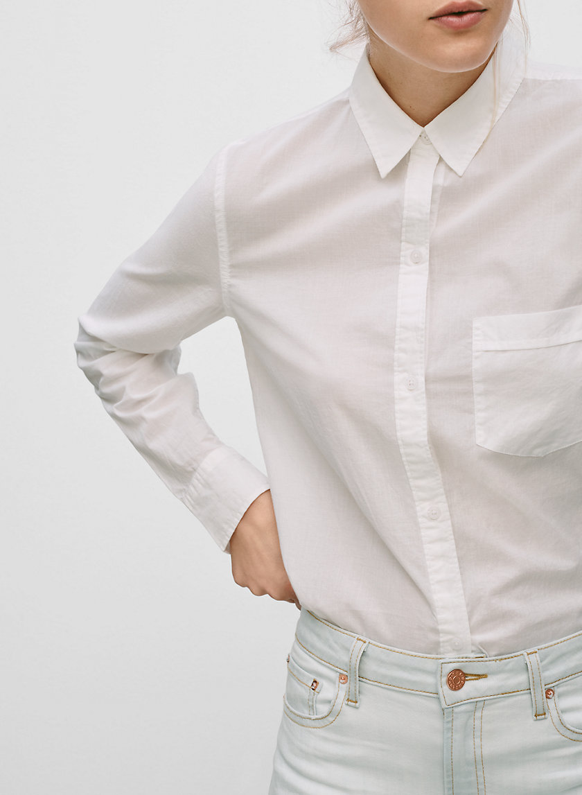 Sunday Best BRADBURY SHIRT | Aritzia