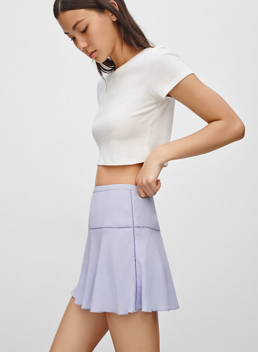 Sunday Best ZELDA SKIRT | Aritzia