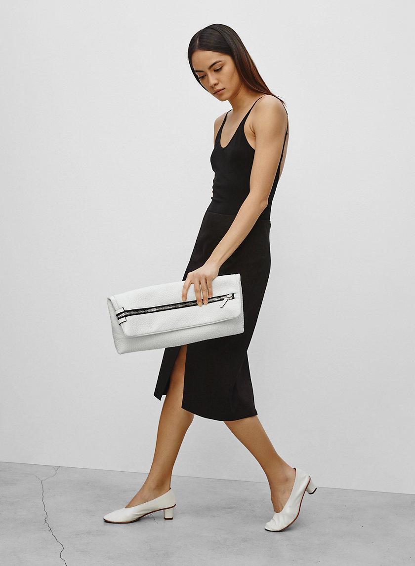 Six Eleven HUGGABLE CLUTCH BAG | Aritzia