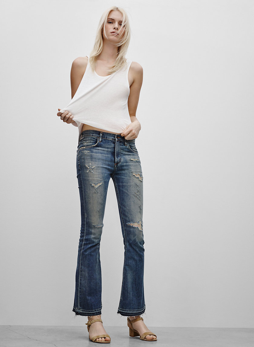 Citizens of Humanity DREW RIP IT UP | Aritzia