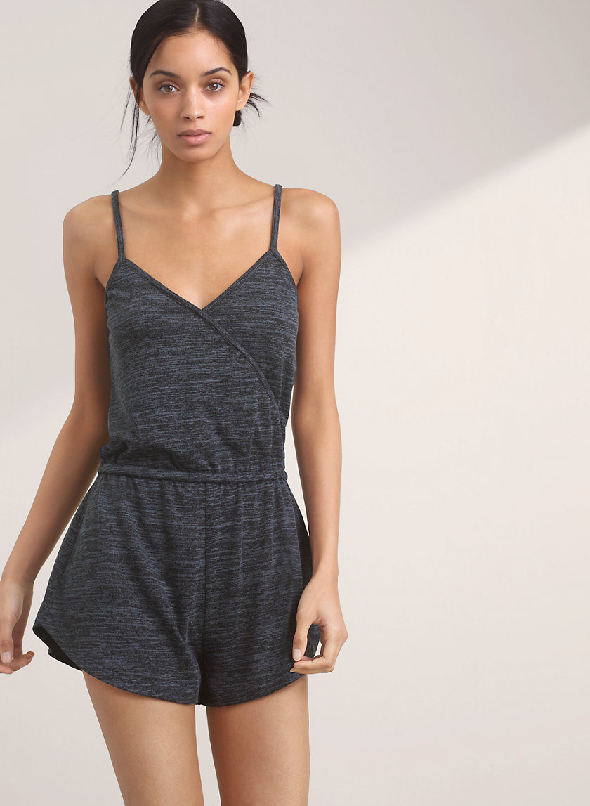 Golden by Tna FAREWELL ROMPER | Aritzia