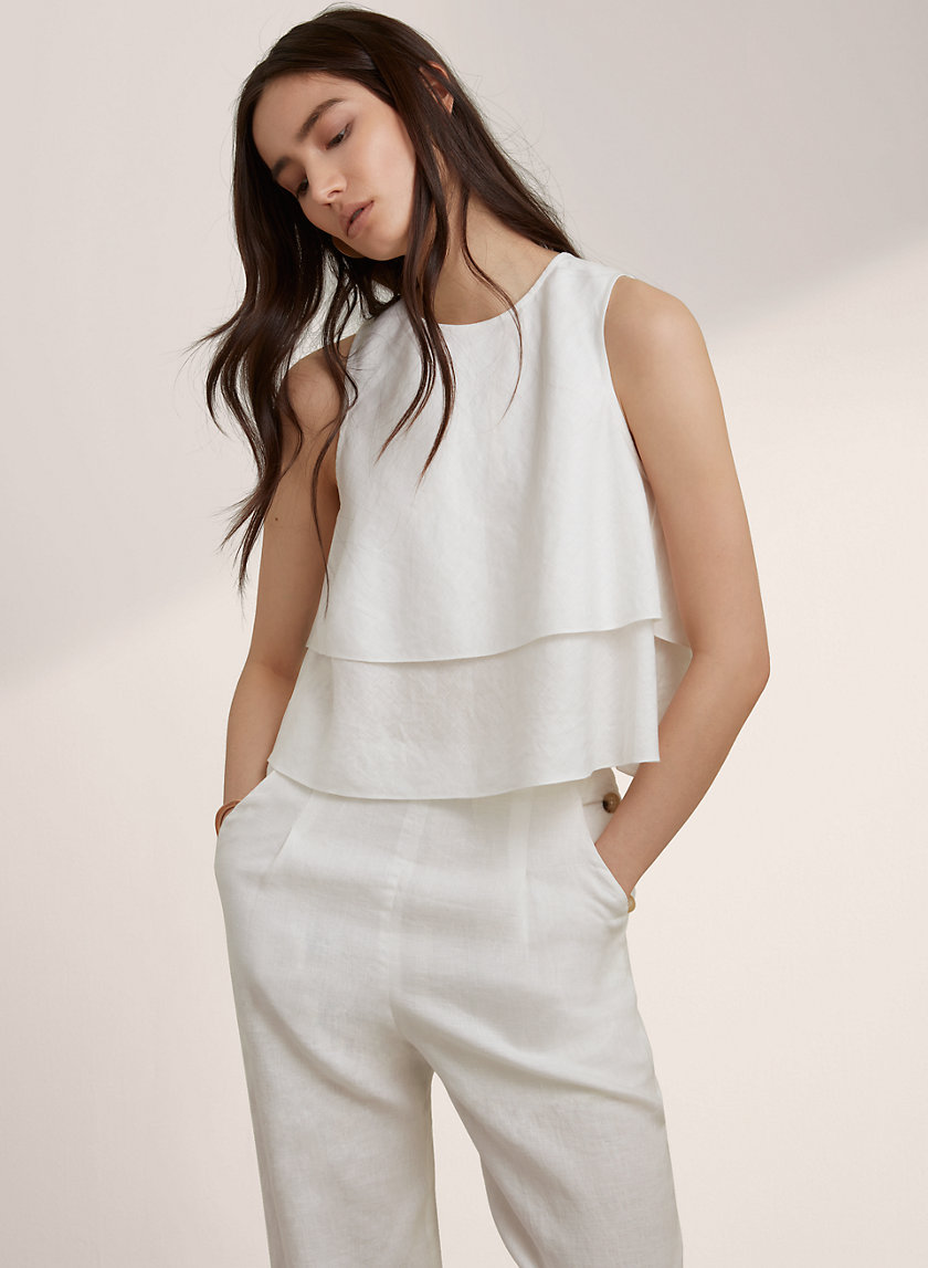 Wilfred NORD BLOUSE | Aritzia