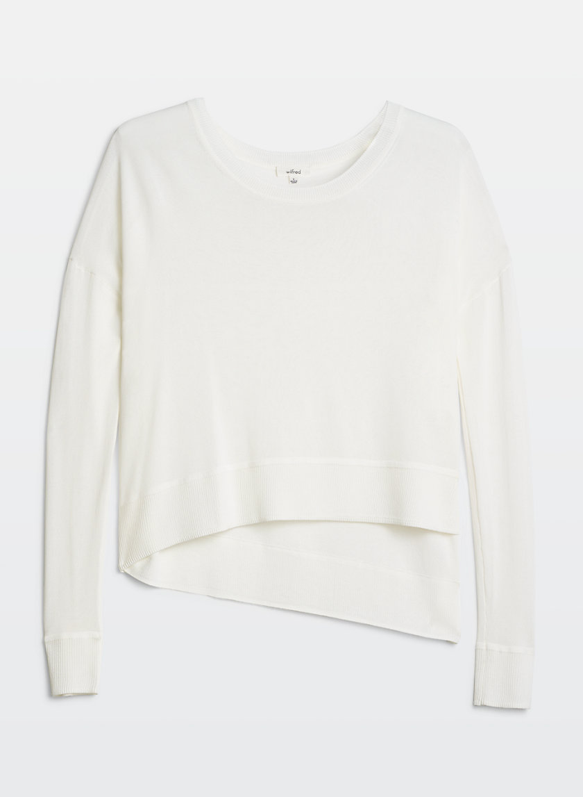Wilfred LIBREMENT SWEATER | Aritzia