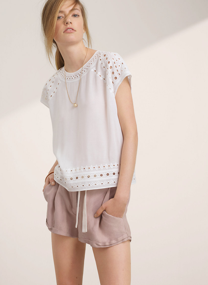 Wilfred ALLEGRA SHORT | Aritzia