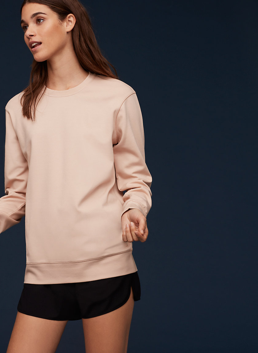 The Group by Babaton HAGAN SWEATER | Aritzia
