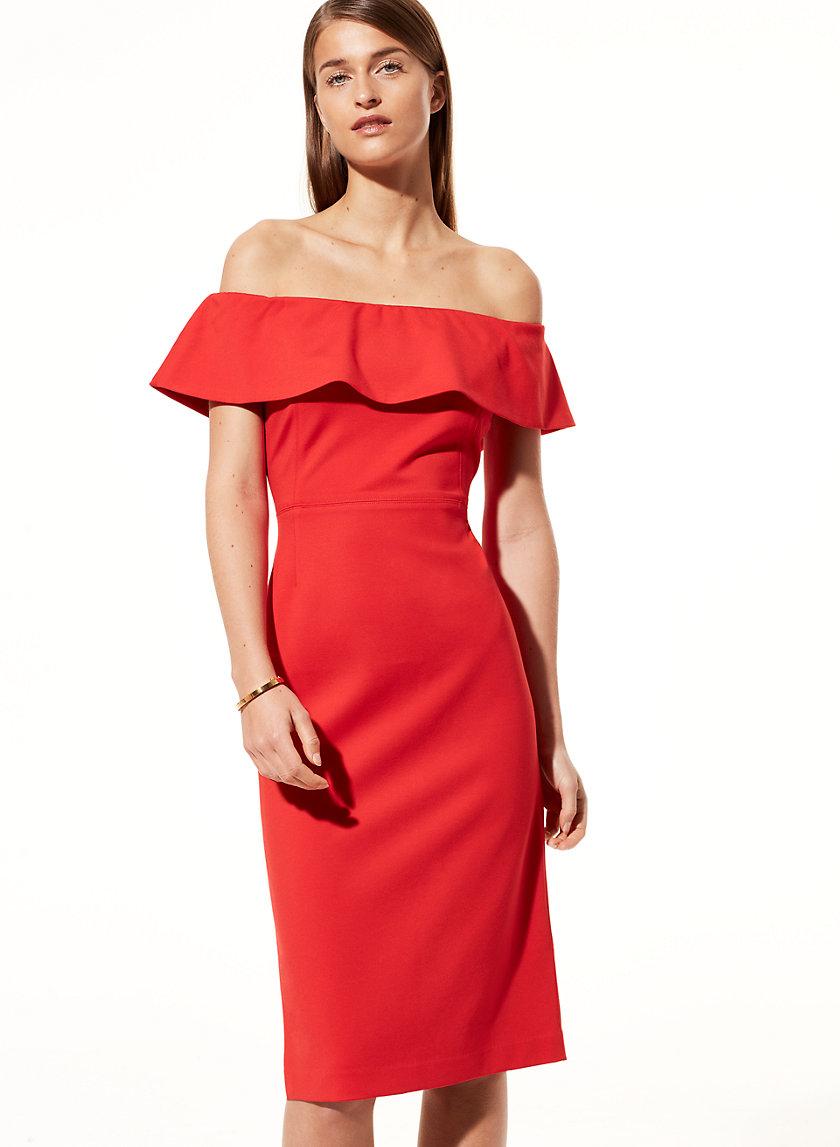 Babaton RUSLAN DRESS | Aritzia