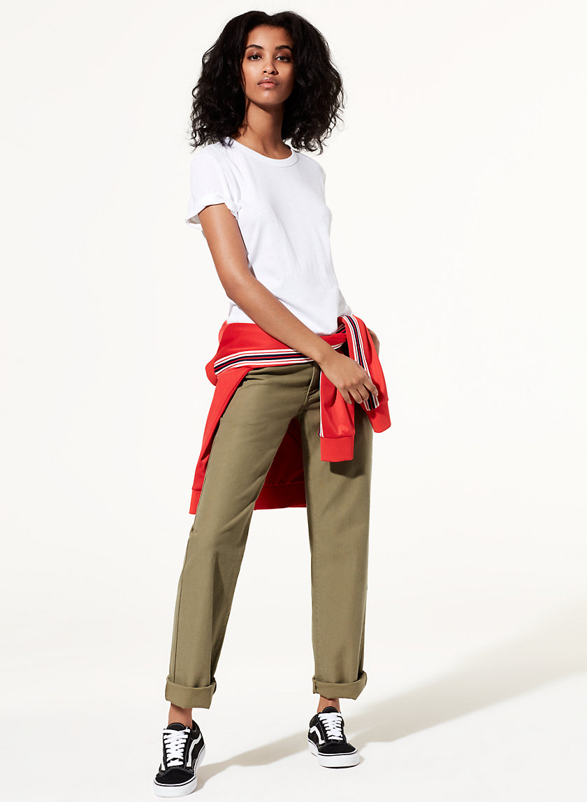 Tna LIVINGSTON PANT | Aritzia