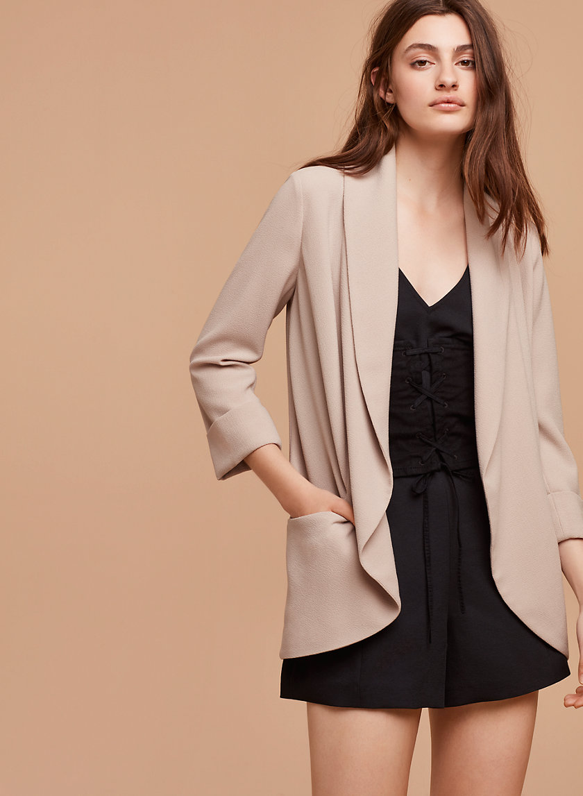 Wilfred CHEVALIER JACKET | Aritzia