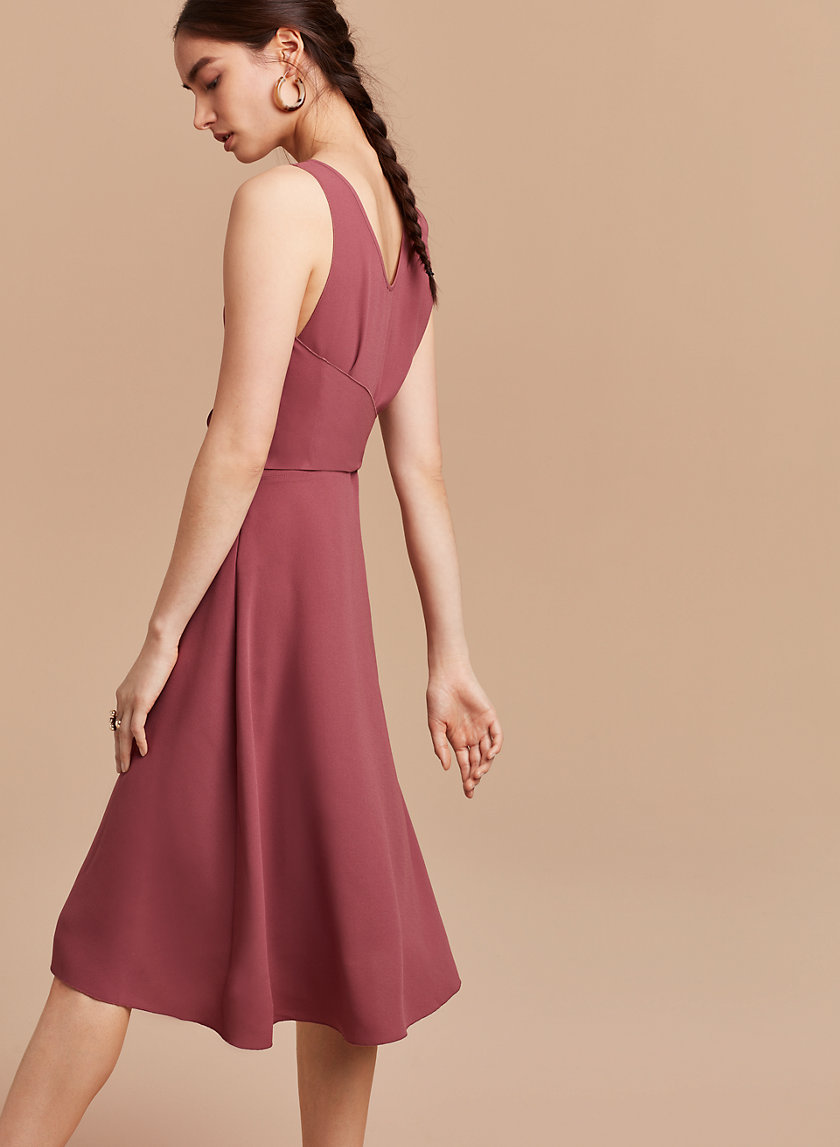 Wilfred AGENCEMENT DRESS | Aritzia