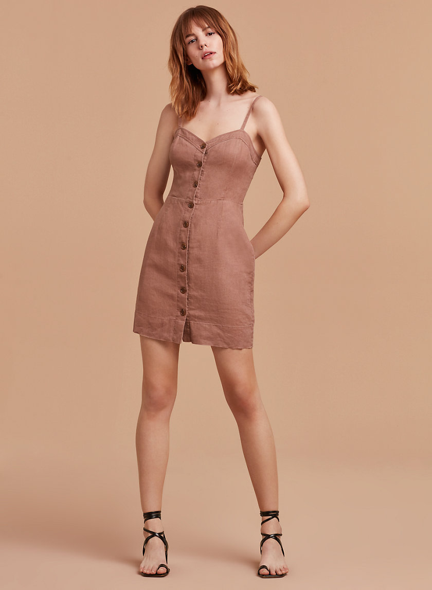 Wilfred DUCHARME DRESS | Aritzia