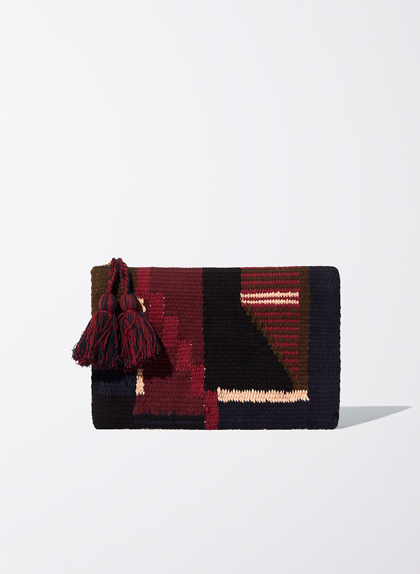 Wilfred MOD TAPESTRY POUCH | Aritzia