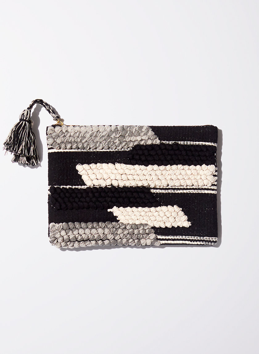 Wilfred LOOP TEXTURE POUCH | Aritzia