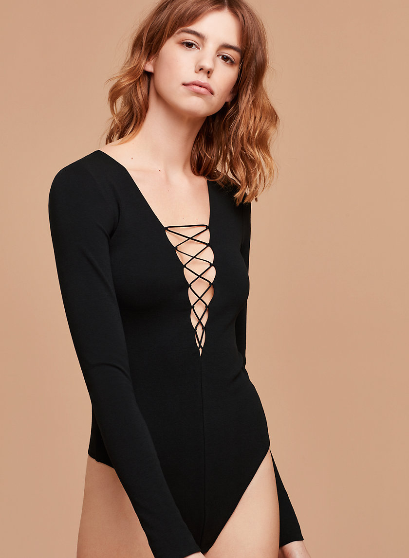 Wilfred Free MAYOWA BODYSUIT | Aritzia