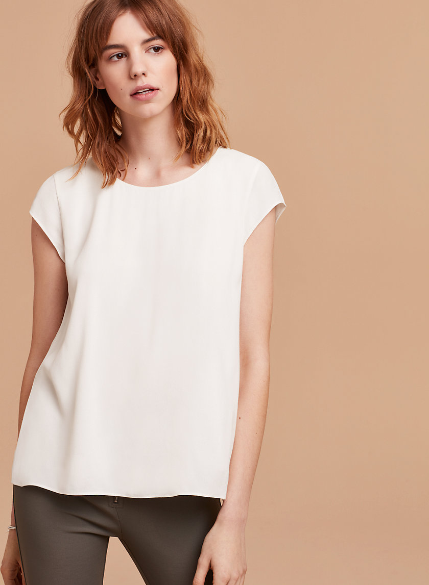 Wilfred Free JULIGER BLOUSE | Aritzia