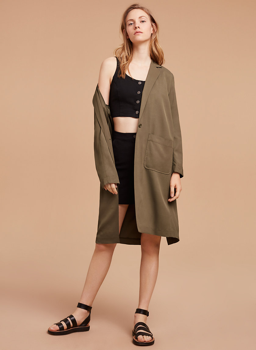 Wilfred Free HERMS JACKET | Aritzia