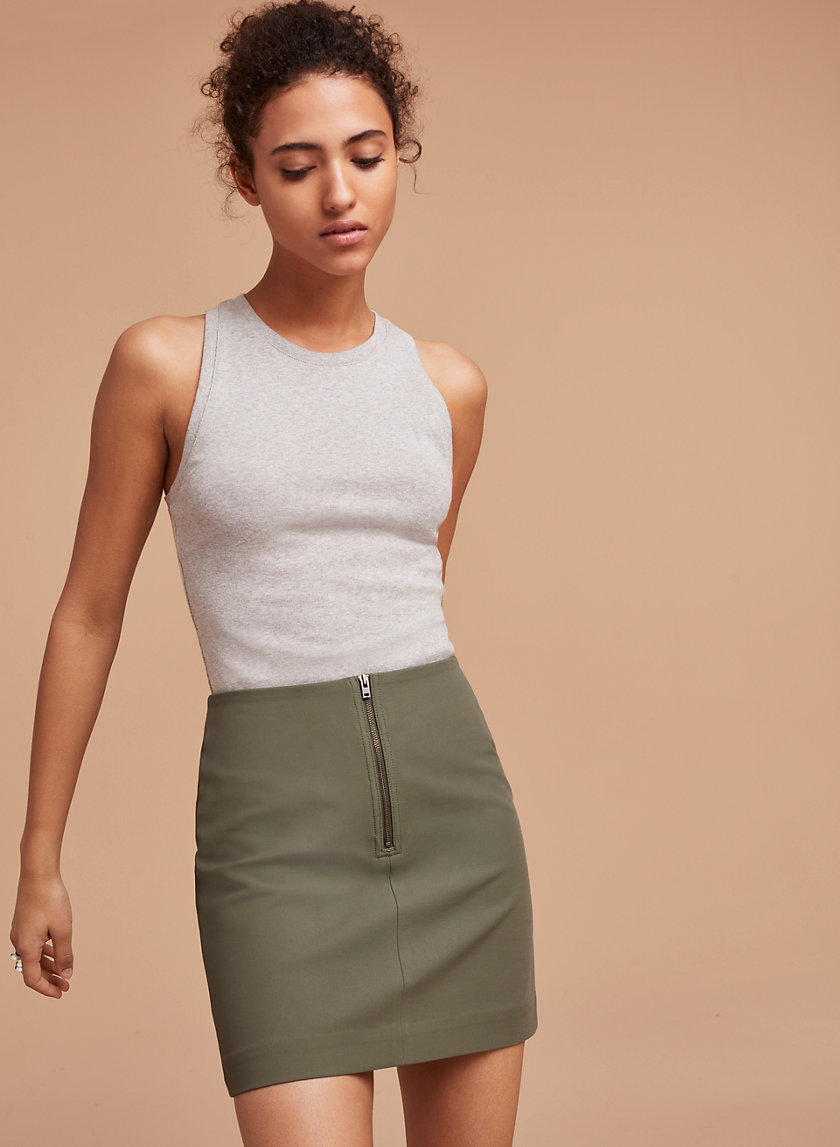 Wilfred Free PEGGY SKIRT | Aritzia