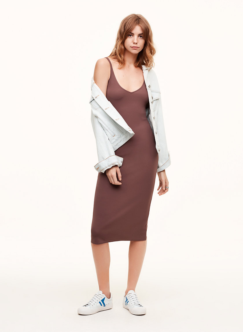 Wilfred Free GITTE DRESS | Aritzia
