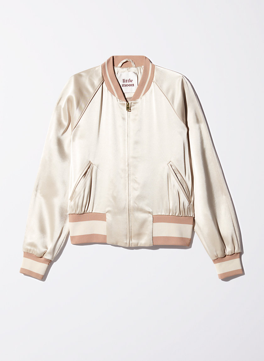 Little Moon by Wilfred ACANTHELLA BOMBER   Aritzia