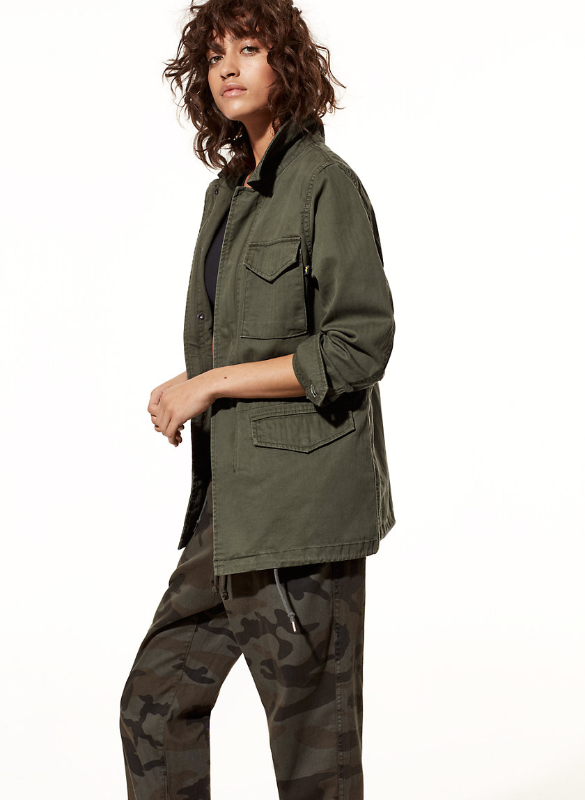 Alpha Industries REVIVAL FIELD COAT | Aritzia