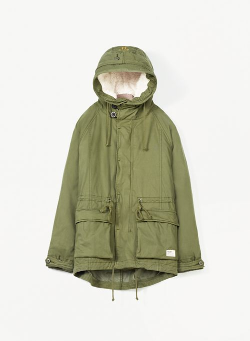 GRIFFITH PARKA
