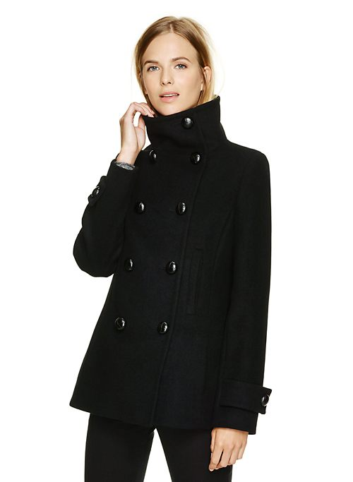 HOWELL WOOL COAT | Aritzia