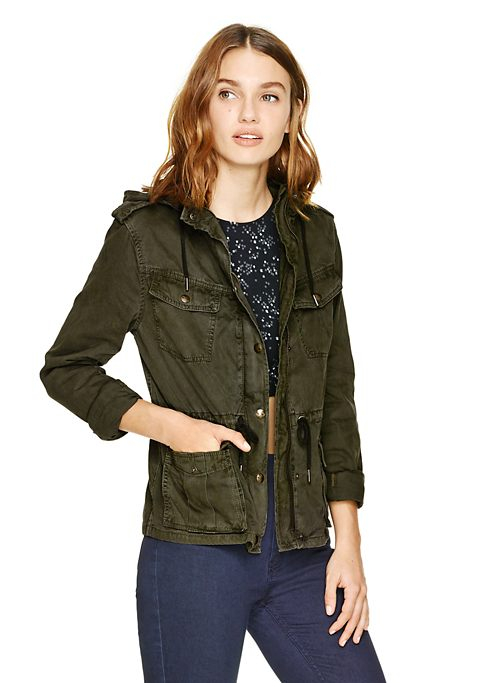 TROOP JACKET | Aritzia