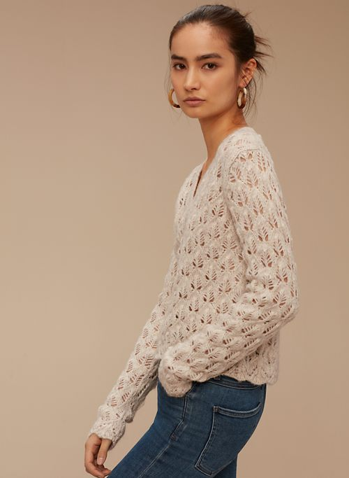MESSAC SWEATER | Aritzia