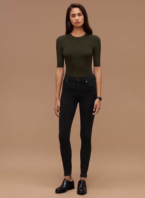 CARLIE ALL BLACK | Aritzia