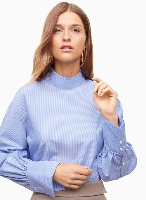 CHURCHILL BLOUSE | Aritzia