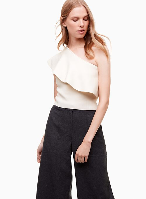 GEORGINE KNIT TOP | Aritzia