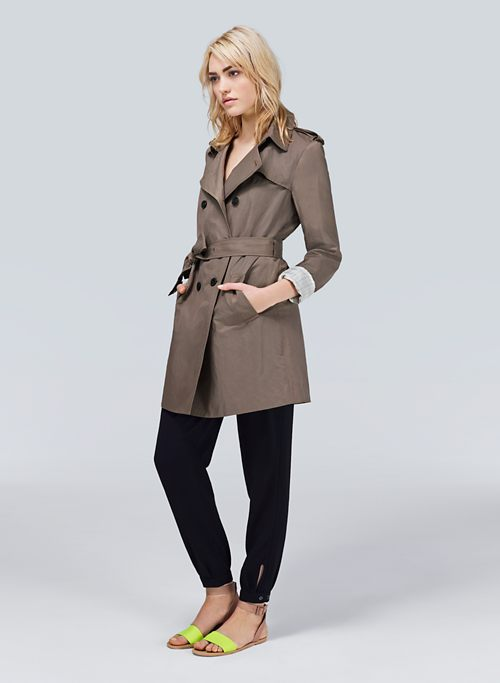 GRAYDON TRENCH COAT