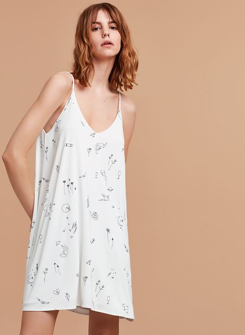 CRESCENT DRESS | Aritzia