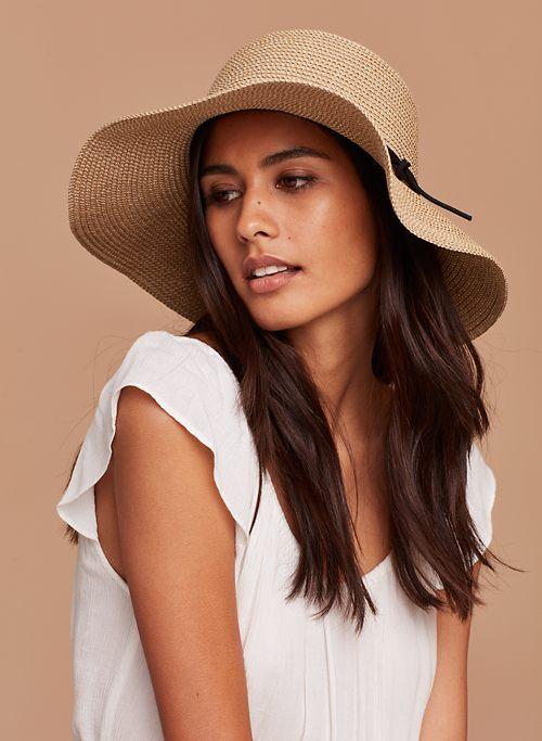 EAU CLAIRE HAT | Aritzia