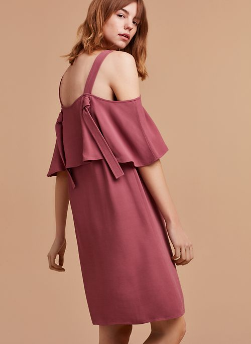 ELLIPSE DRESS | Aritzia